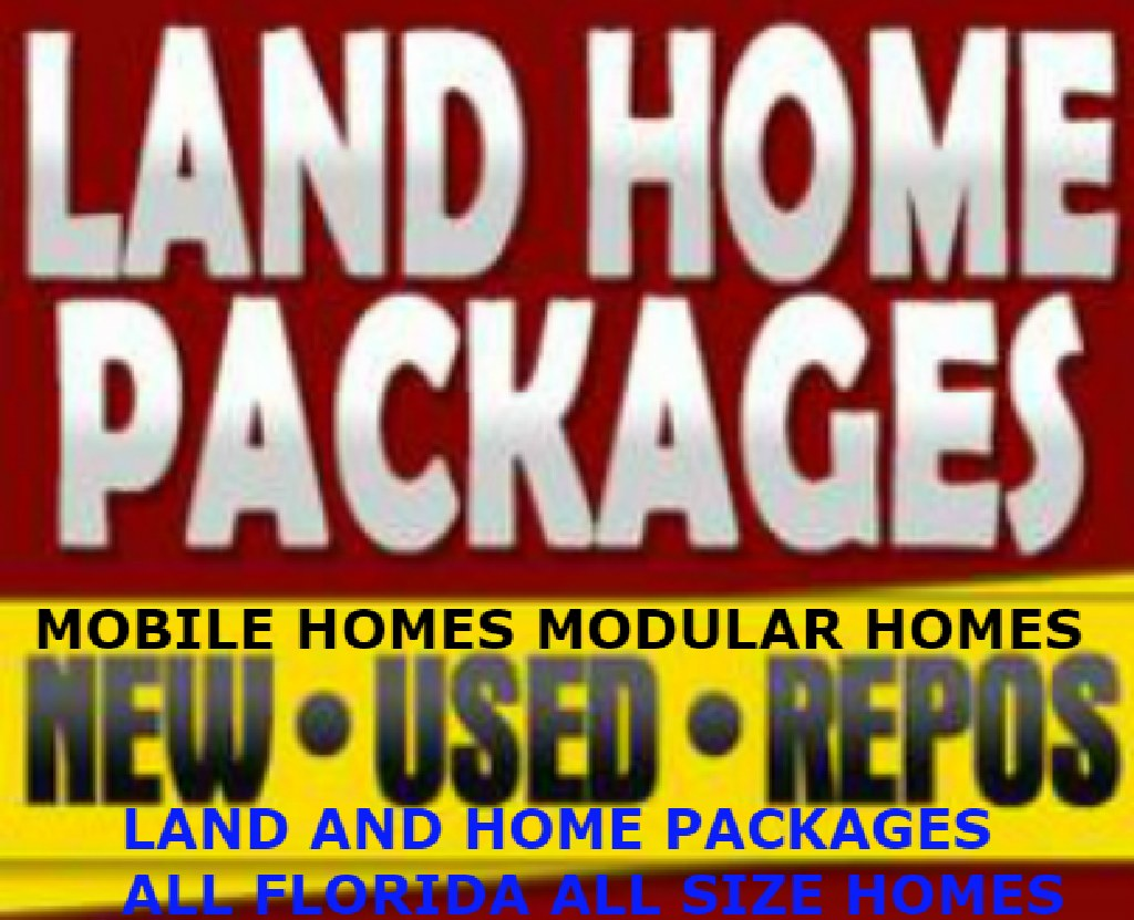 Orlando mobile home and land packages new homes orlando for New home packages