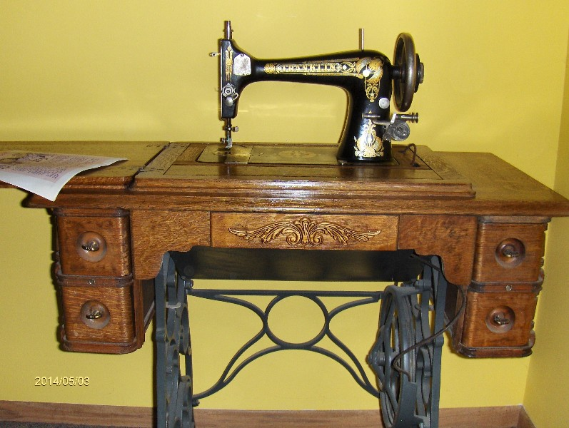 minnesota a sewing machine value