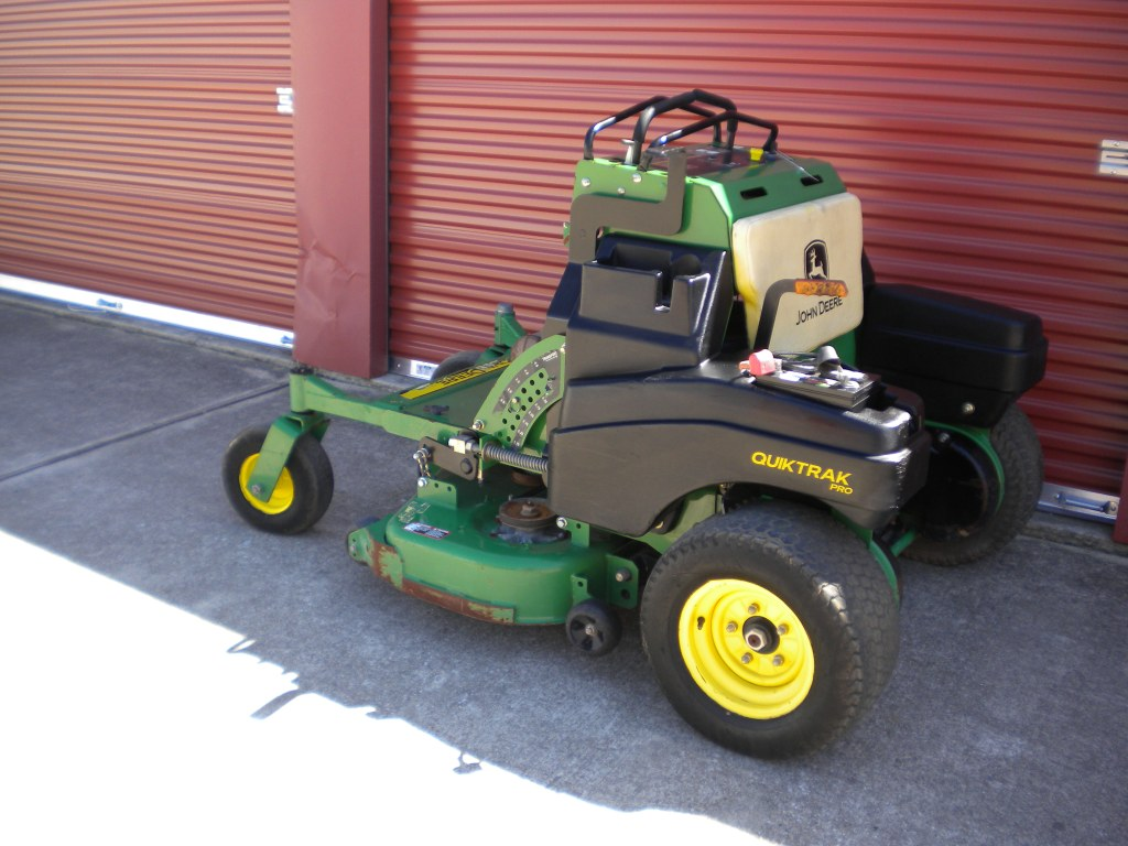 Used John Deere 647a Stand On Zero Turn Mower 48 Quot Nice