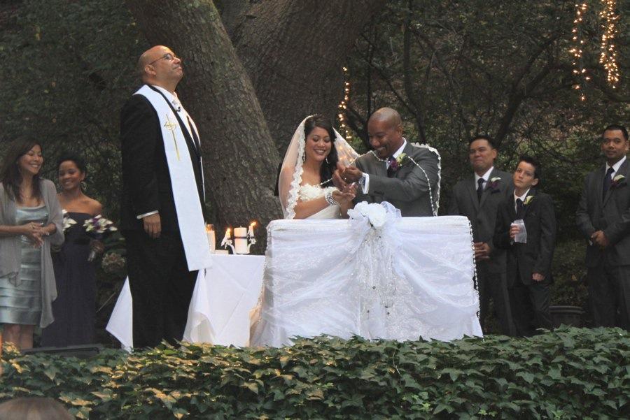 Officiant catholic wedding