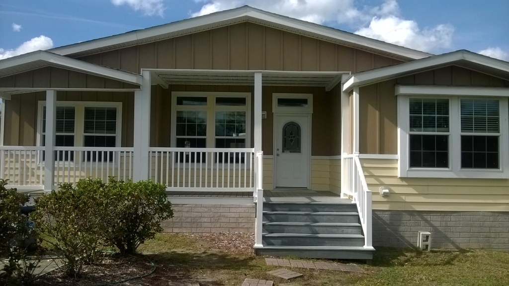 Mobile Home With Land In Jacksonville Fl