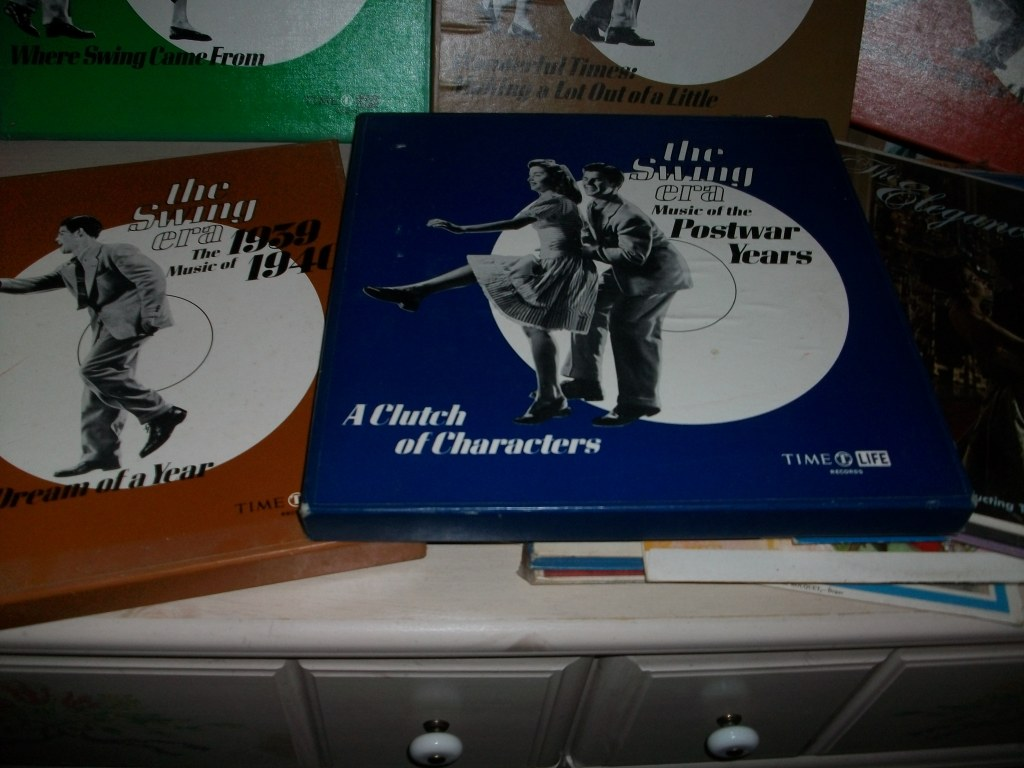 Old 33&1/3 rpm vynal record albums+