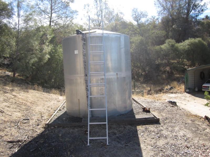 2500 Gallon Water Tank - Water Ionizer