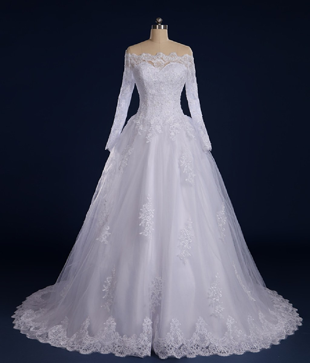 Lupita39s lace a line wedding dress 450 tyler tx for Wedding dresses tyler tx