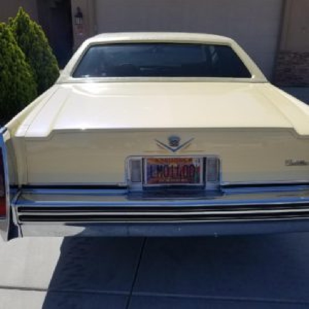 1978 Cadillac Coupe Deville Clazorg Lake Havasu City Sedan 4 Door 12995