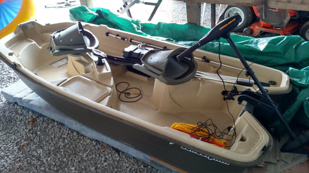 Sun dolphin pro series fully loaded fishing boat - Claz org