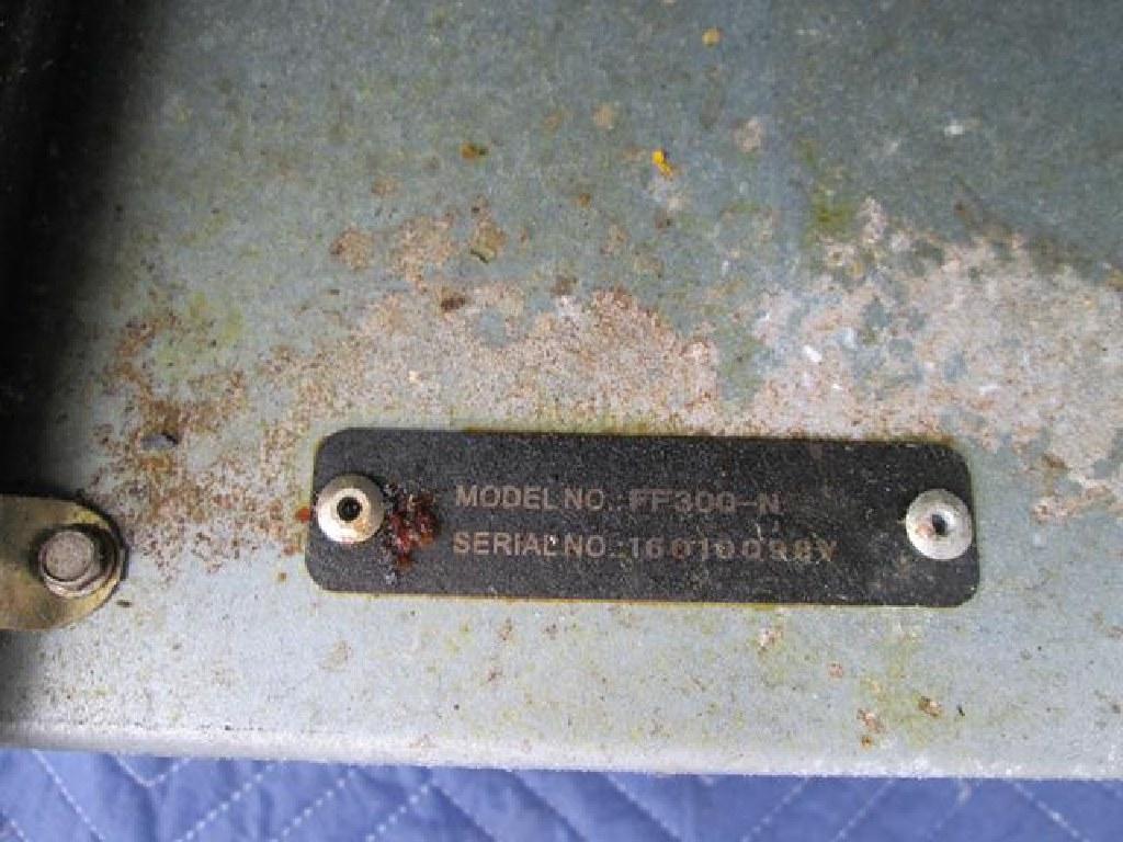 Avantco, 40Lb. S/S Floor Fryer W/ 90,000BTUs. RTR#6113438-02,03