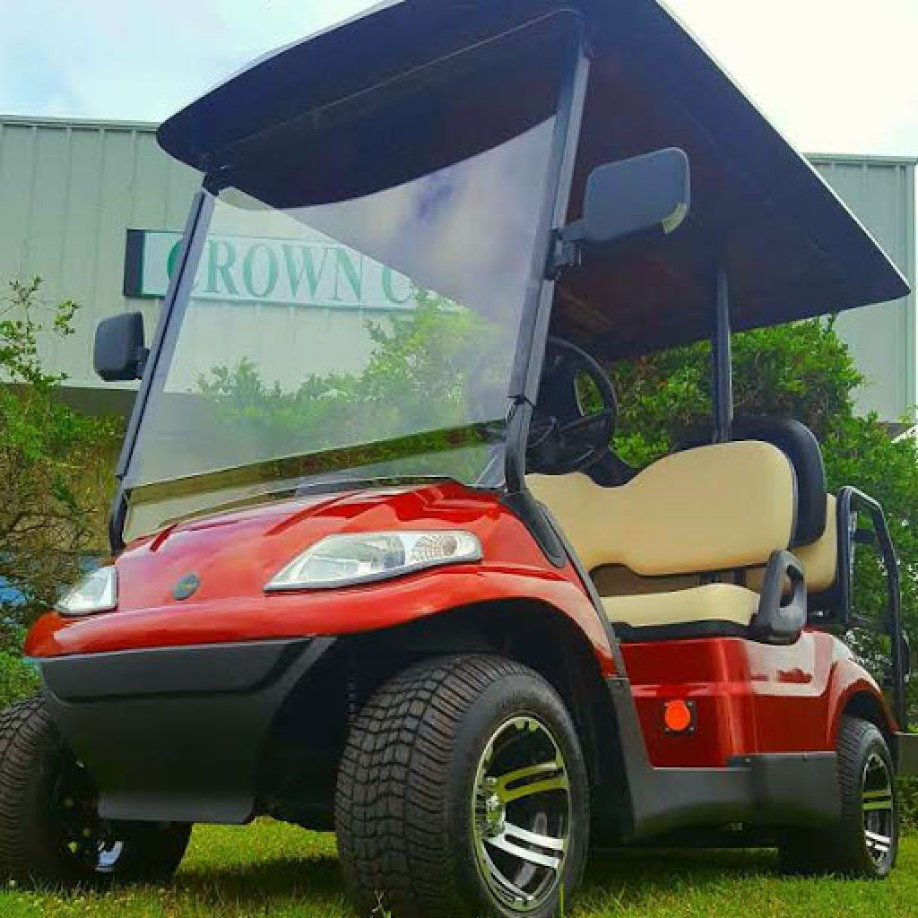 Villages Golf Carts With Air Conditioning Come Test Drive