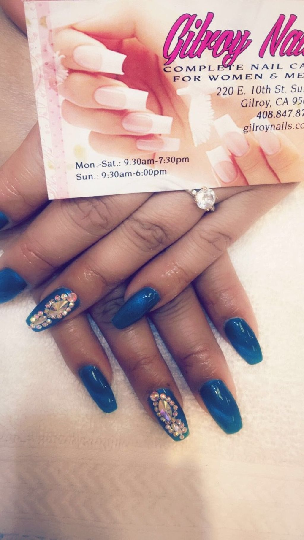 Are You Looking For The Best Nail Salon Near Me In Gilroy