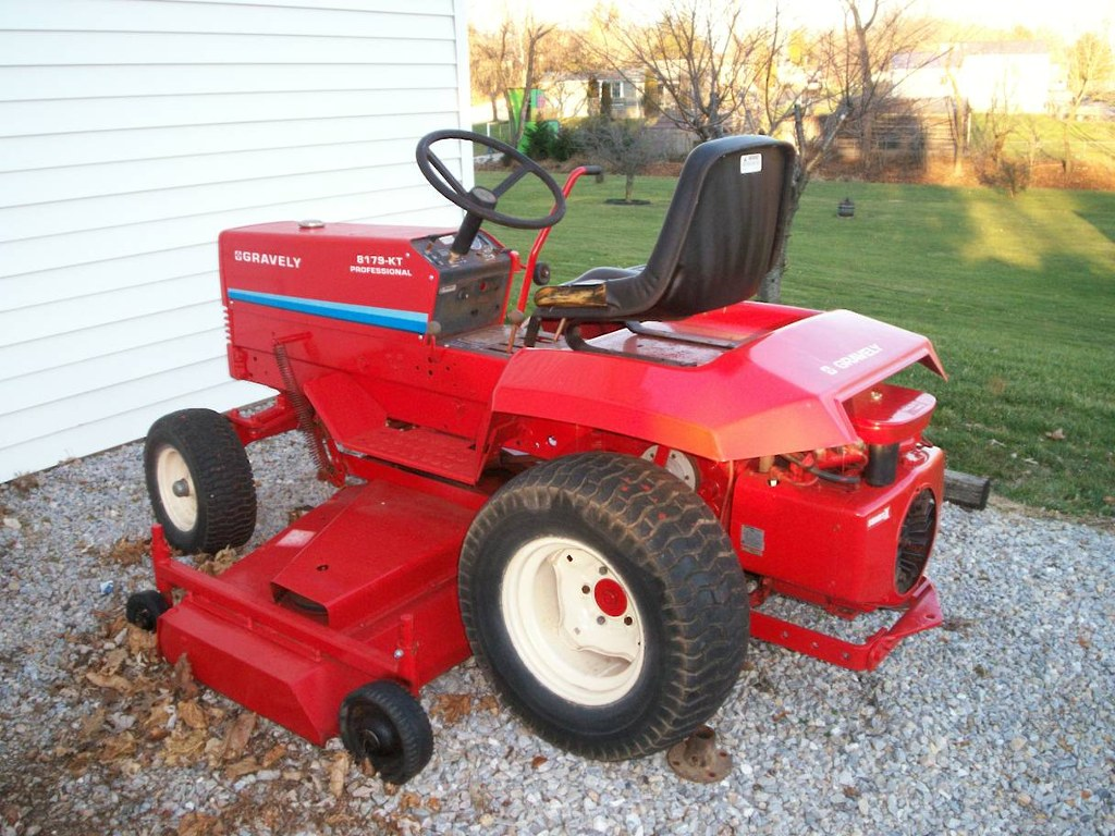gravely 20g professional manual