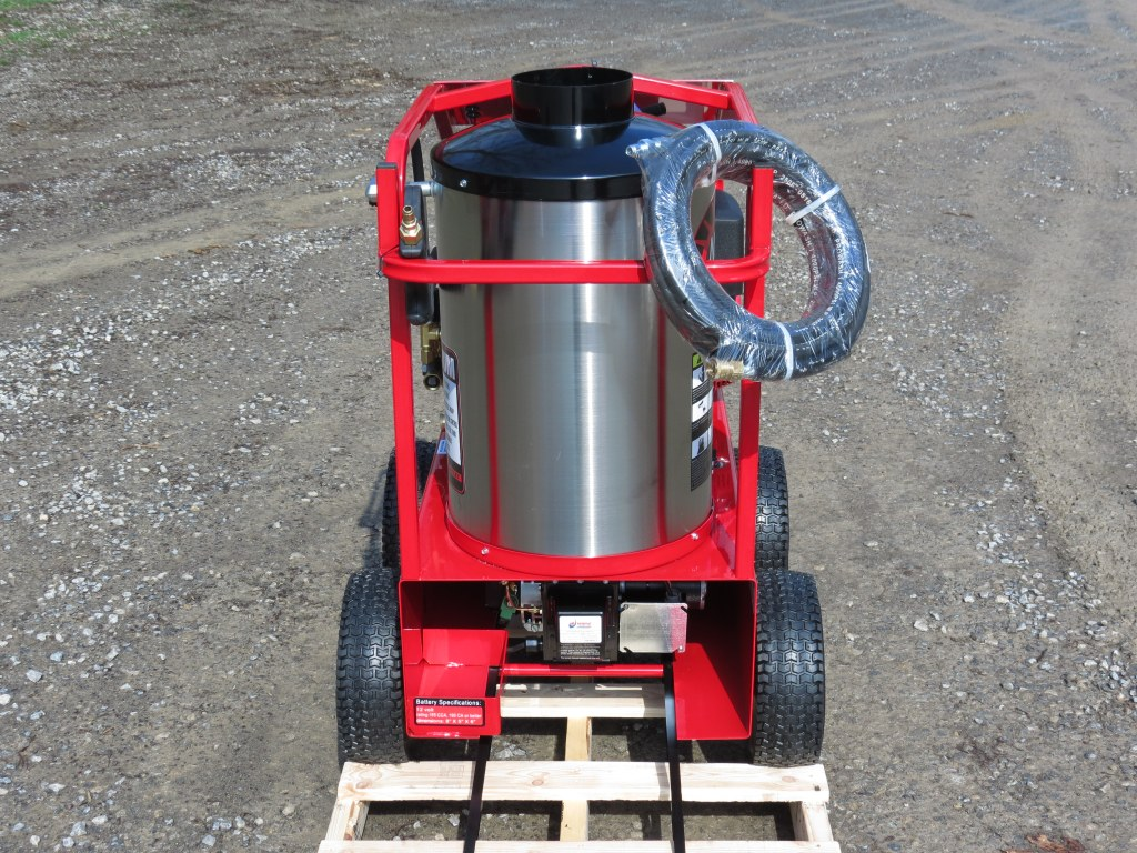 4 000 Psi Hot Water Pressure Washer Claz Org