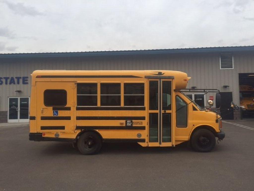 2002 Diesel Short School Bus - Skoolie Shorty Conversion RV