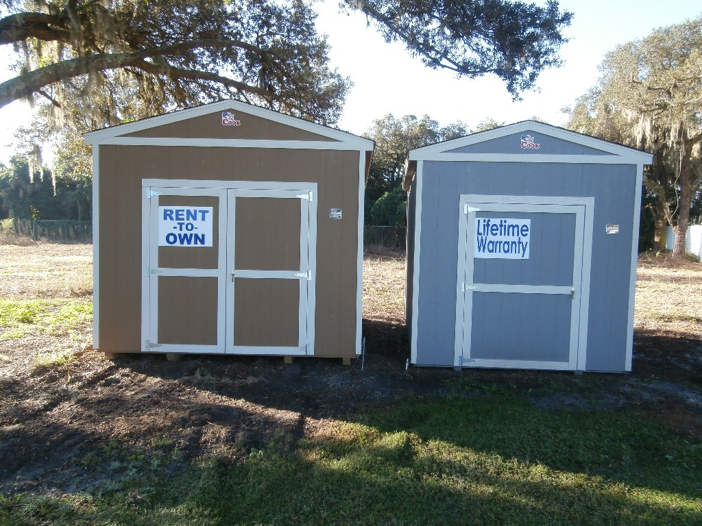 STORAGE SHEDS RENT TO OWN NO CREDIT CHECK - Claz org Mulberry