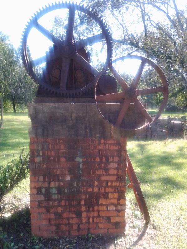 Vintage Sugar Cane Mill Claz Org