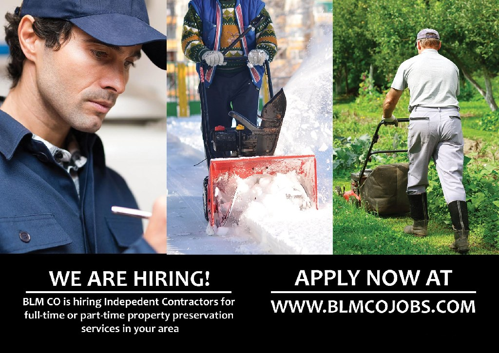 Cape May County NJ - Subcontractors - Inspections/Trashouts/Cleanouts