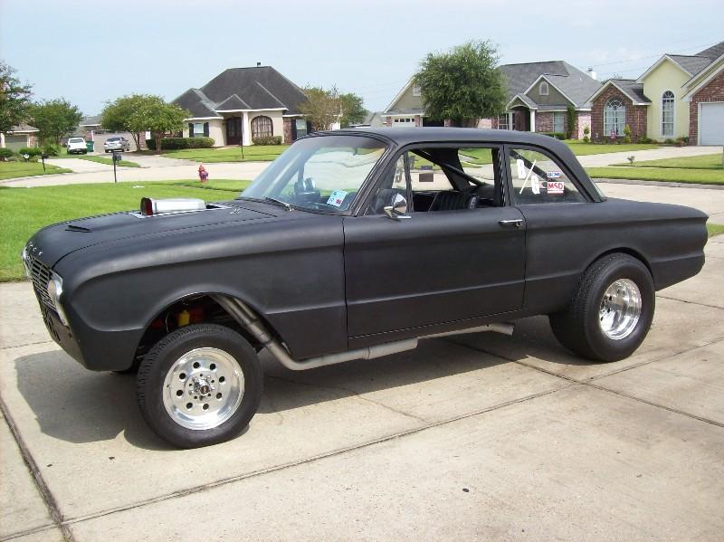 Palm Bay Ford >> 1960 Ford falcon gasser