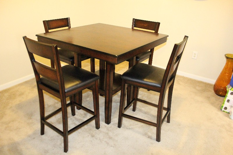 5 piece dining room set like new 375 for Dining room tables jacksonville nc