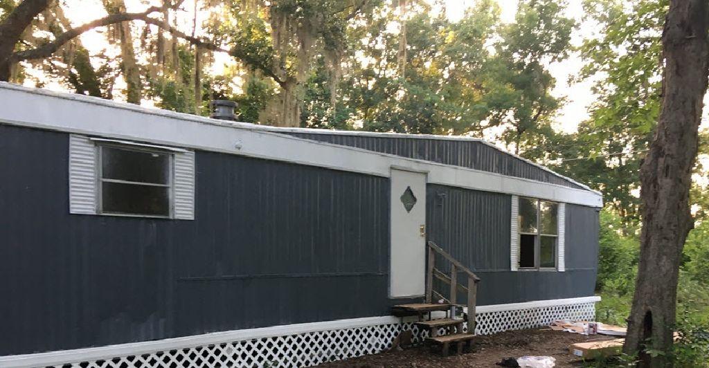 Pleasant 2 Bed 1 Bath Mobile Home For Rent Lot 15 Claz Org Interior Design Ideas Pimpapslepicentreinfo