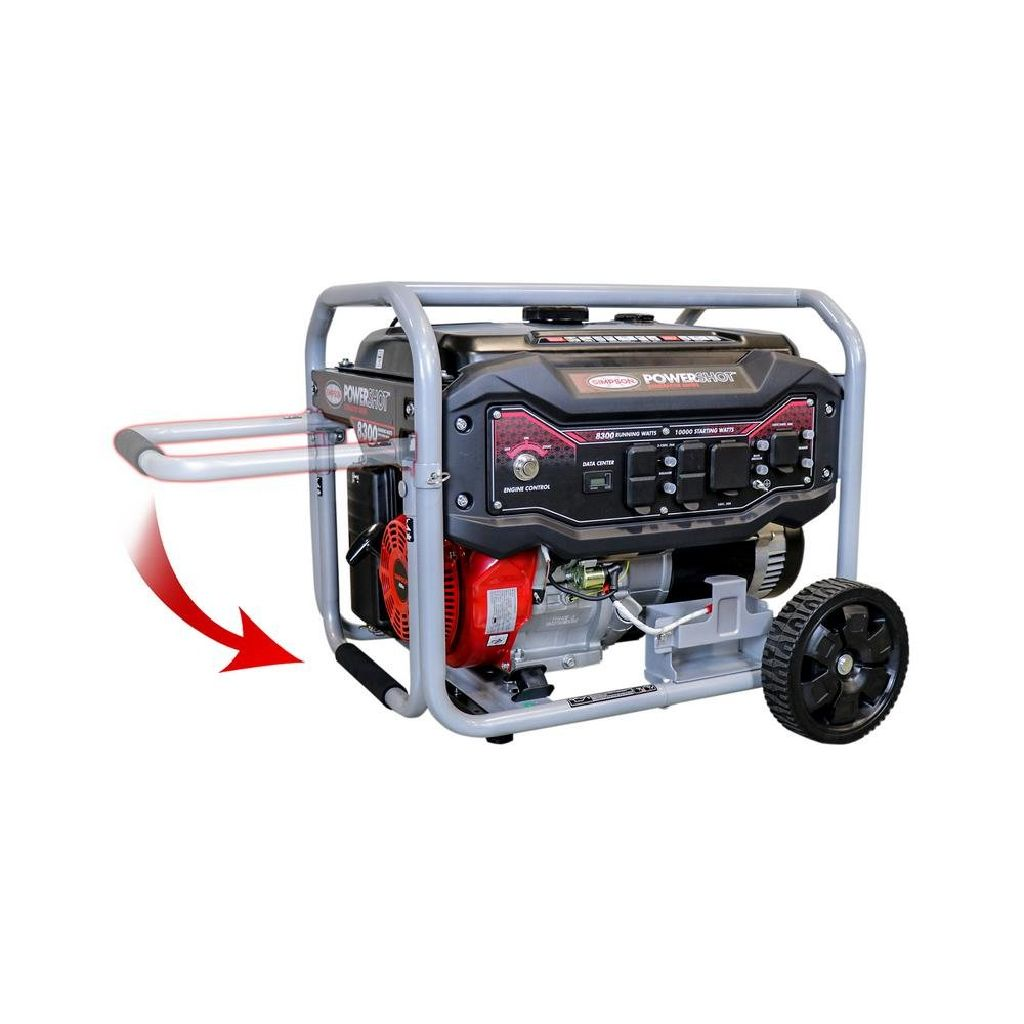 New 10,000 Watt Portable Generator w/ Electric Start