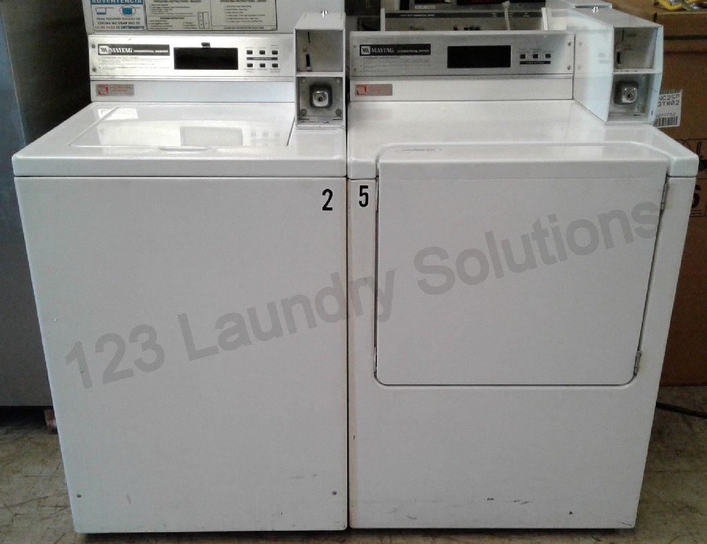 sno white coin op laundry