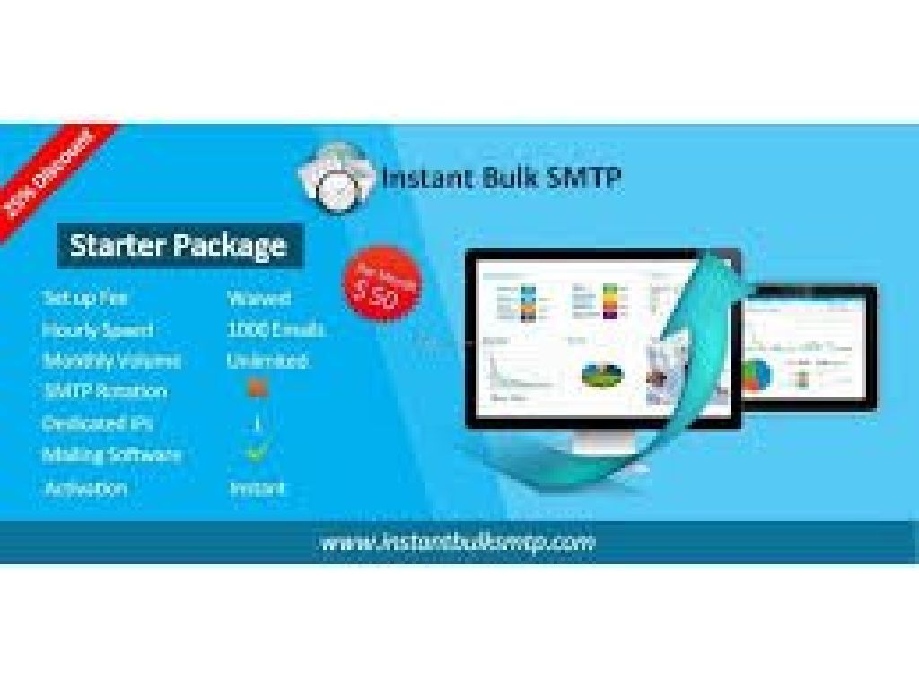 Bulk Mail Server Email marketing solution SMTP mass mail servers