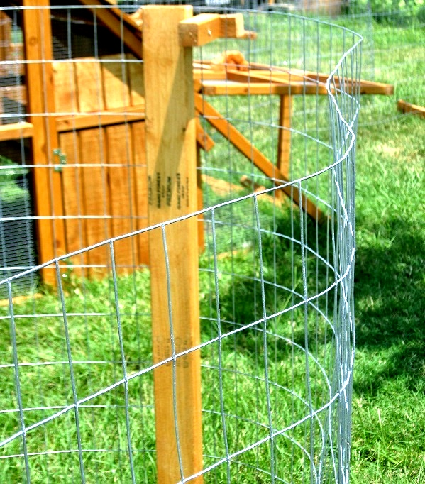 portable fencing kit good for back yard chicken keeper on sale for