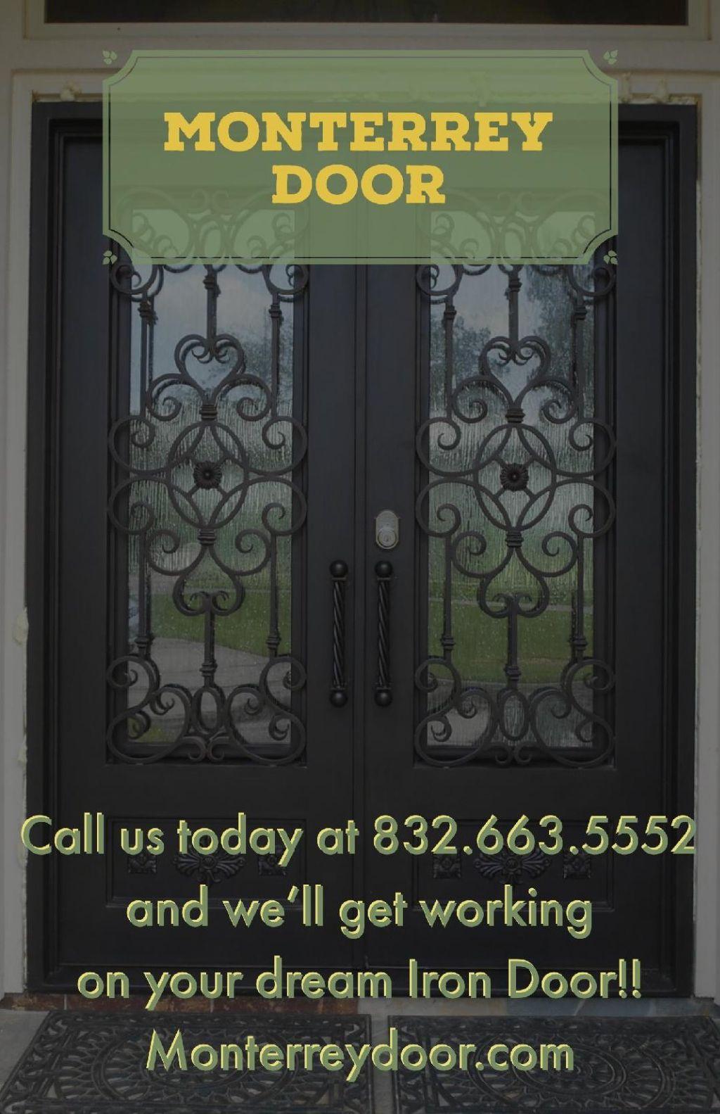 Need ... & Iron DoorsDouble or Single - Claz.org