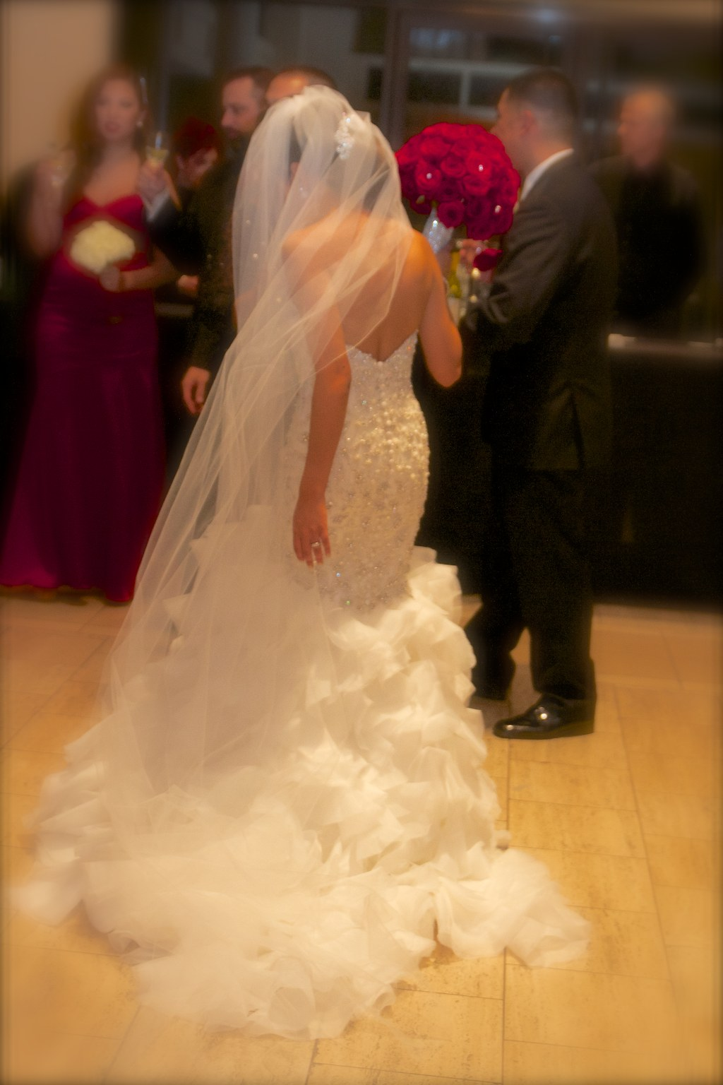 Bi-Lingual Traditional Mexican,Spanish Catholic Wedding : Velo,Lasso y Arras by Padre Burgos