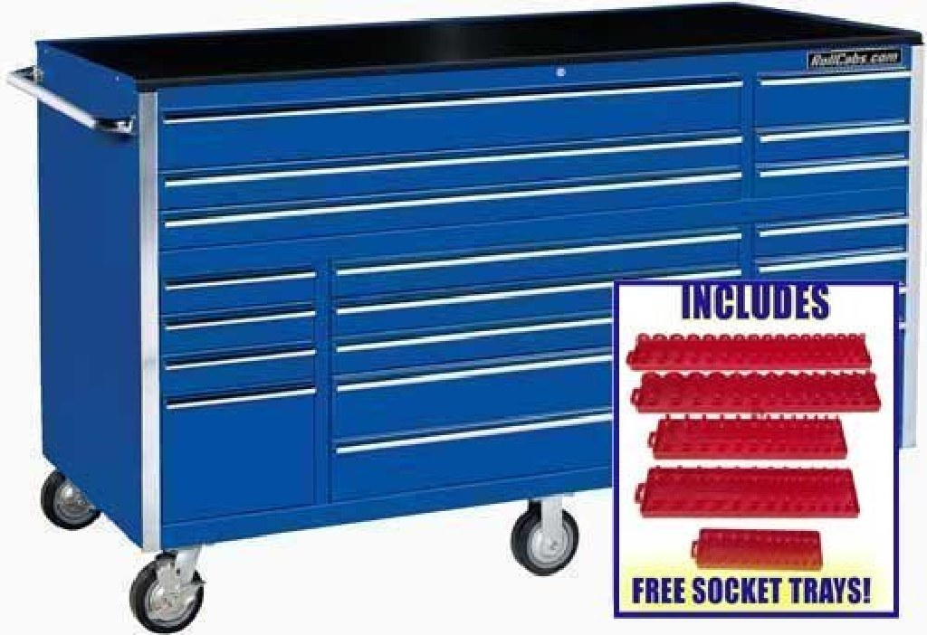 "NEW ROLLING TOOLBOX 72"" *NICE QUALITY*"