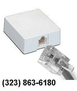 TELEPHONE JACKS , UVERSE Internet Installation (Orange, CA) - Claz.org