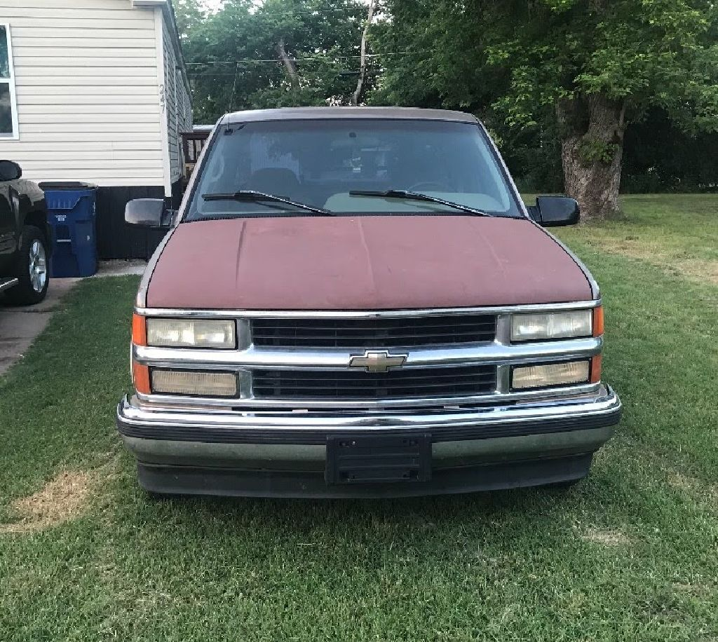 1996 Chevrolet Silverado Ext Cab