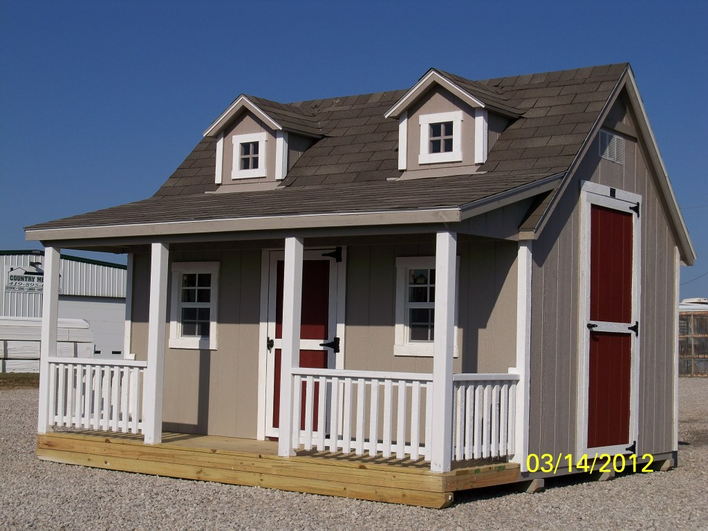 storage sheds, barns, cabins, portable buildings, backyard