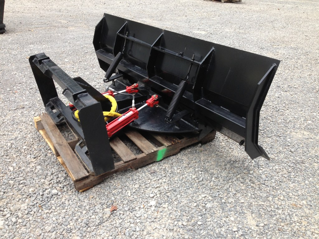 Snow Pushers Snow Plows For Skid Steers Claz Org