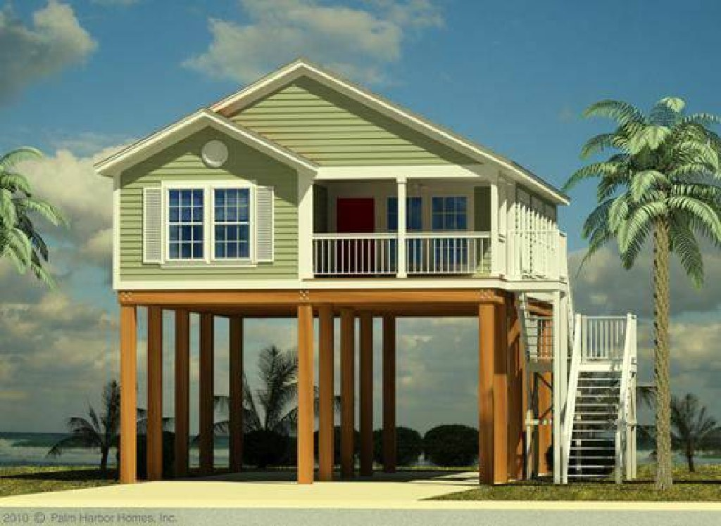 Stilt homes modular homes all new 2017 jacobsen homes for Stilt home builders