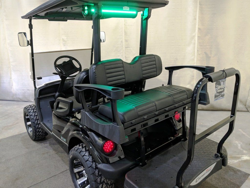 2014 Yamaha Gas Efi Golf Cart Bazooka Sound Bar Deluxe
