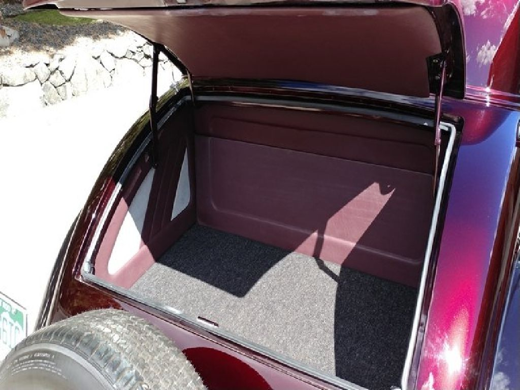 1934 Chevrolet 5 Window Master Coupe - Claz org