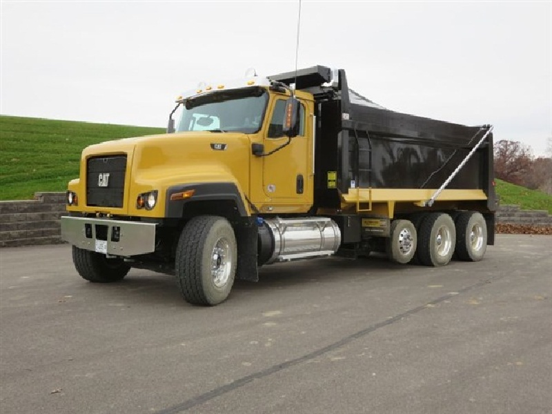 Our company can help you finance a dump truck