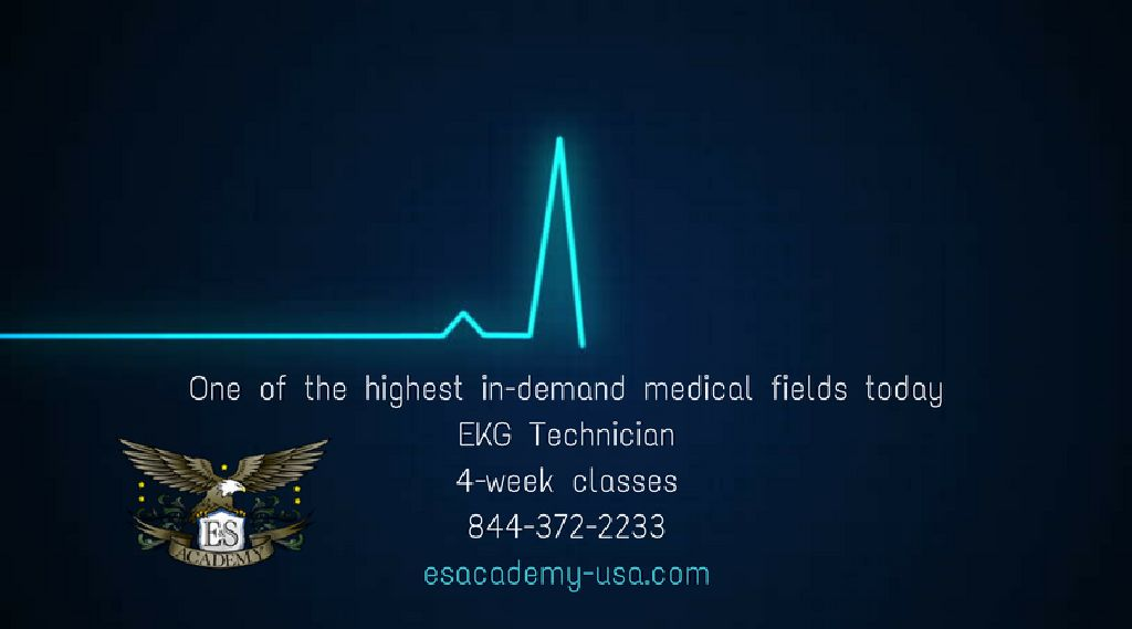 One of the Highest In-Demand Medical Fields Today - EKG Classes