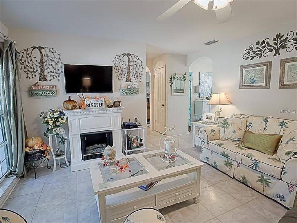 See This Delightfully, Charming 4/2 Block and Stucco Home