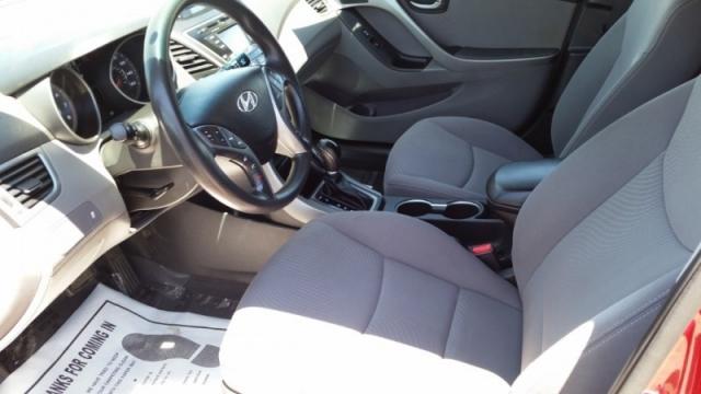2015 Hyundai Elantra 4dr Sdn Auto Limited (Ulsan Plant)