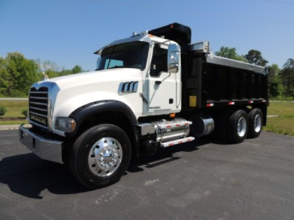 Dump truck financing - All credit types are welcome