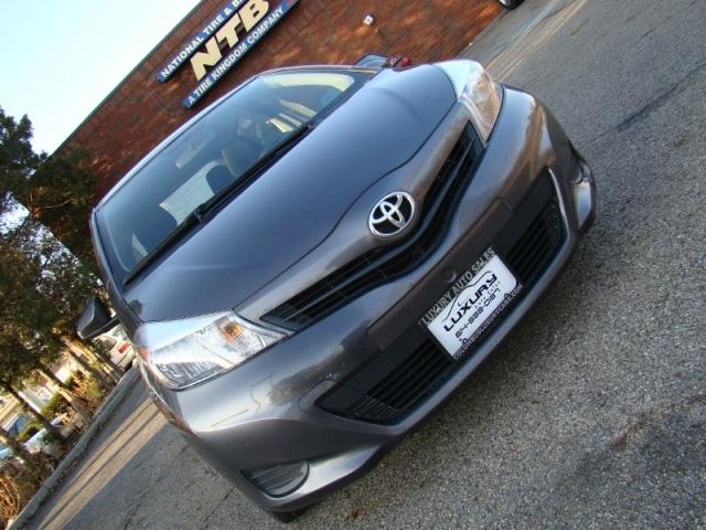 2014 Toyota Yaris 5dr Liftback Auto L (TMMF Plant) (Natl)