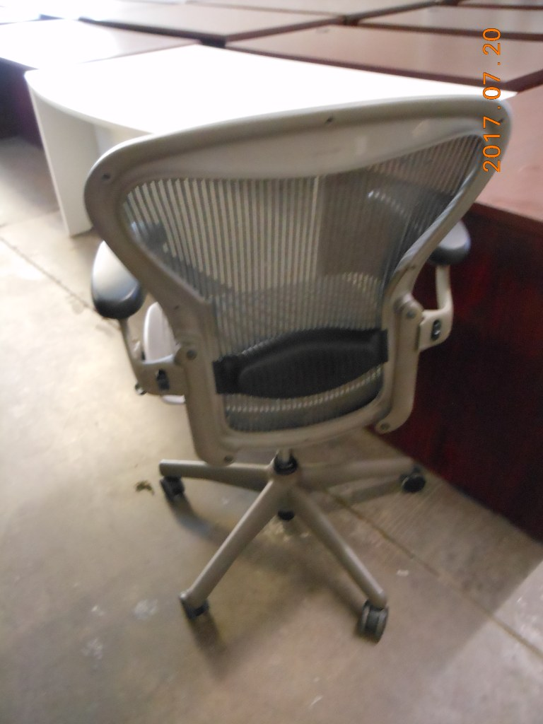 Herman Miller Aeron task chairs
