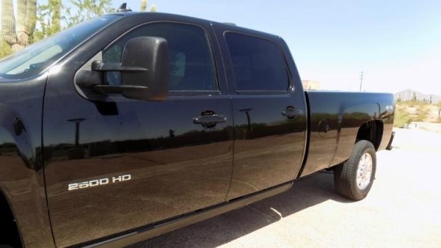 2013 Chevrolet Silverado 2500HD 4WD Crew Cab Long Bed LTZ Duramax/Allison