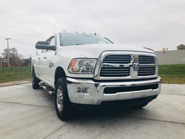 2013 RAM 2500 Cummins Big Horn Crew Cab Long Bed 4x4