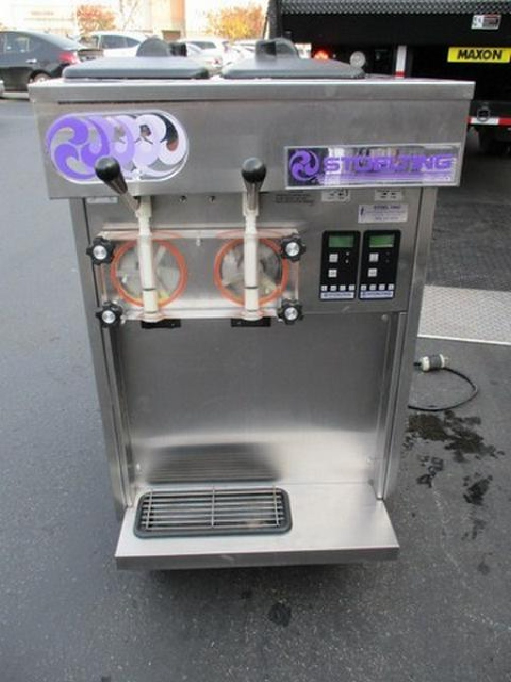 (3) 2009 F-131 Signle Phase Soft Serve Machines RTR#6111793-01