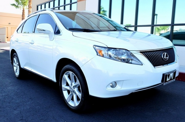 2011 Lexus RX 350 Navigation - Back up Camera