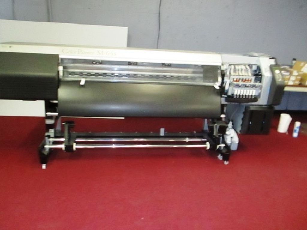 Seiko M-64s Wide Format Printer w/ Cutter RTR#7083485-01