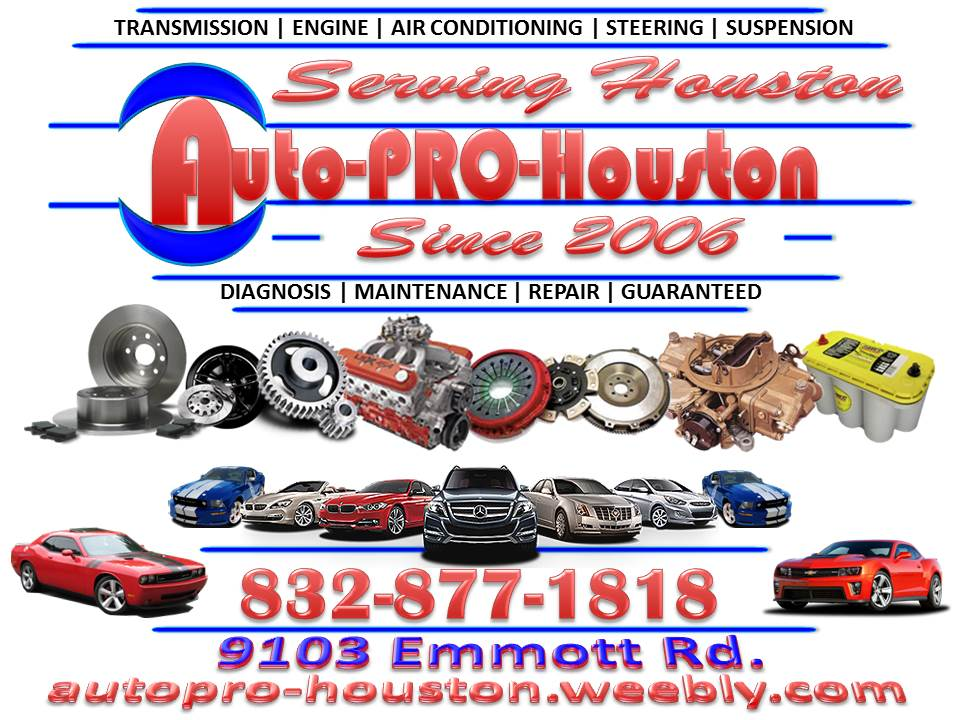 Competitive Prices | Guaranteed Repairs | AutoPRO-Houston