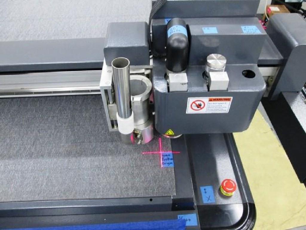 DGS Samurai V-Cut 5800 Digital Cutting Table RTR#6124957-02